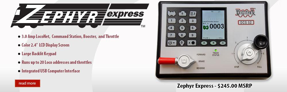 Zephyr Express Slider