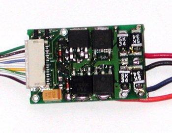 3 Amp DCC Mobile Decoder