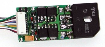 5 Amp Digital Command Control Decoder