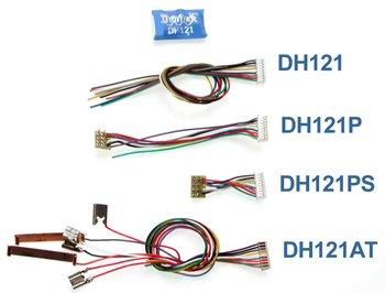 1.5 Amp Digital Command Control Decoder