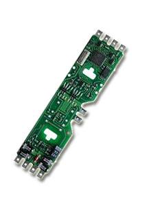 1.5 Amp Decoder fits many HO Diesel Locomotives