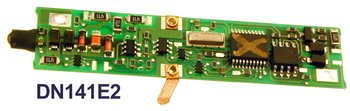 1 Amp N Scale Mobile Decoder for ER N Sharknose