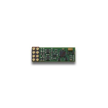 1.25 Amp N Scale Mobile Decoder for Con-Cor 4-8-4 and other locos
