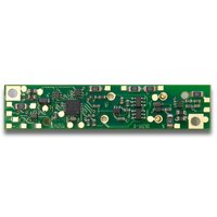 """1.5 Amp Decoder for Intermountain N scale FT A units with motor contact """"shoes"""""""