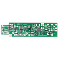 "1.5 Amp Decoder for Intermountain N scale FP7A and FP9A with motor contact ""shoes"""