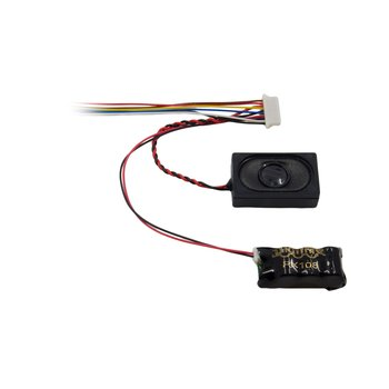 Power Xtender For use with Digitrax Decoders Equipped with 10 pin Sound Harness