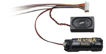 Power Xtender For HO Scale 10 Pin Sound Decoders