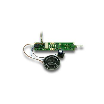 1 Amp HO Scale Board Replacement Mobile/SoundFX/Function Decoder for Kato AC4400 Locos