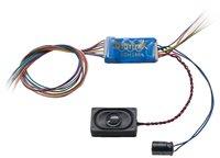 Standard 1 Amp Sound Decoder HO Scale