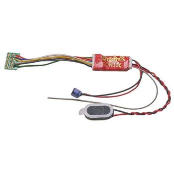 Standard 1 Amp Sound Decoder N Scale