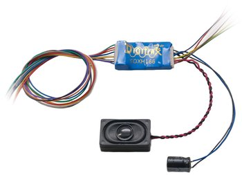 Premium 1 Amp Sound Decoder HO Scale