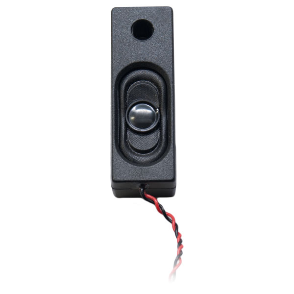 Swell Rectangular 53Mm X 18Mm X 14Mm 8 Ohm Box Speaker With Enclosure Wires Wiring 101 Capemaxxcnl