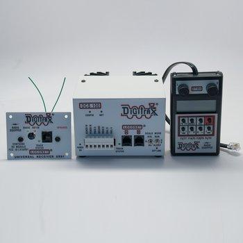 Chief II 8 Amp Simplex Radio Equipped