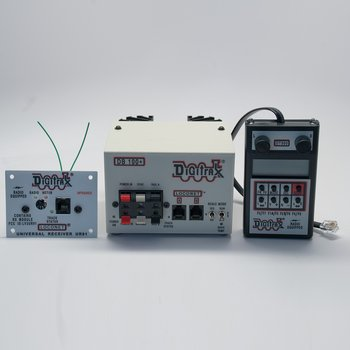 Empire Builder Simplex Radio Equipped