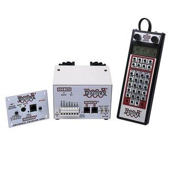 Super Chief Xtra 8 Amp Duplex Radio Equipped for Europe