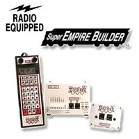 Super Empire Builder Simplex Radio Equipped