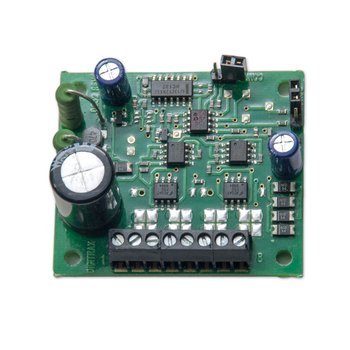 Dual Stationary Decoder for Snap Switches or Slow Motion Machines