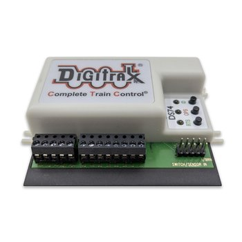 Quad Switch Stationary Decoder
