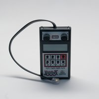 Radio Equipped Advanced LocoNet Throttle