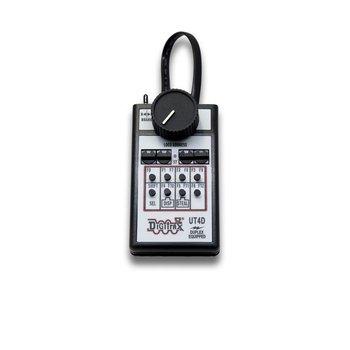 Duplex Radio Equipped Utility Throttle with 4 Digit Addressing