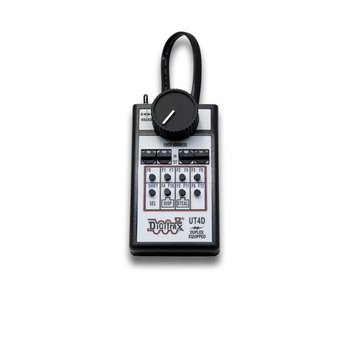 Duplex Radio Equipped Utility Throttle with 4 Digit Addressing for Europe