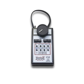 Simplex Radio Equipped Utility Throttle with 4 Digit Addressing