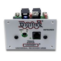 Infrared Receiver Front Panel