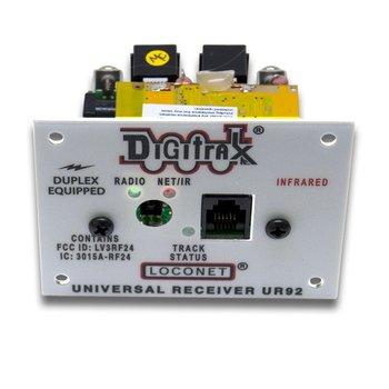 Duplex Radio Transceiver/IR Receiver Panel