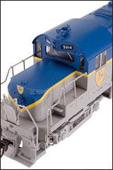 ALCO RS32 #30 Diesel