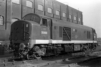 BR Class 23 Baby Deltic