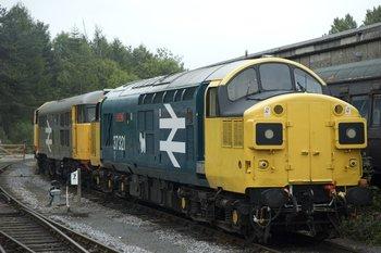 BR Class 37 Diesel Scheme