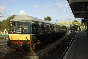 DMU Class 108 #108955 Diesel Scheme