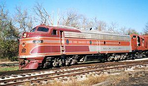E8 EMD 567B-12 Non Turbo 2X1125HP