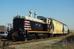EMD 567B-12 NT SW9