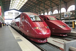 French Thalys