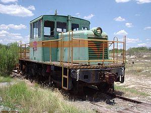 GE 45 Ton Cummins 6-cylinder HBI-600