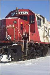 GP38 Diesel Scheme