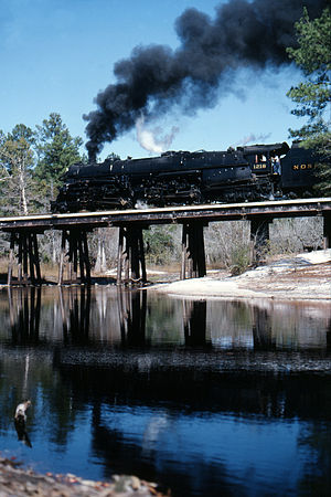 Norfolk and Western 1218