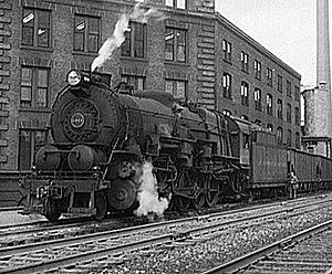 Pennsylvania Railroad I1s