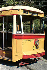 Street Car (Peter Witt) Type