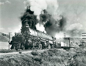 Union Pacific Big Boy Sound Projects