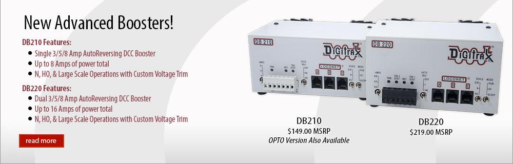 DB210 and DB220