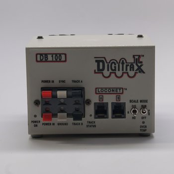 5 Amp DCC Booster with Auto Reversing