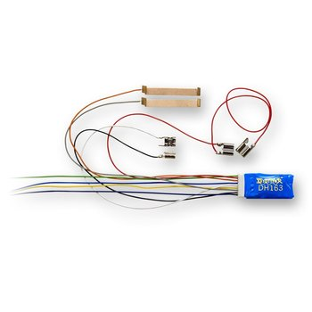 1.5 Amp HO Scale Mobile Decoder for Athearn Standard Locos