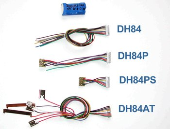 1 Amp HO Mobile Decoder with FX