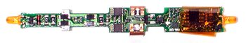1 Amp Board Replacement DCC Mobile Decoder for KATO N-scale RS-2 & RSC-2