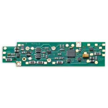 1.5 Amp Decoder fits Intermountain N Scale FP7A with wired motors produced after Jan 2014