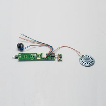 Board Replacement Decoder for Kato F40PH HO Locos