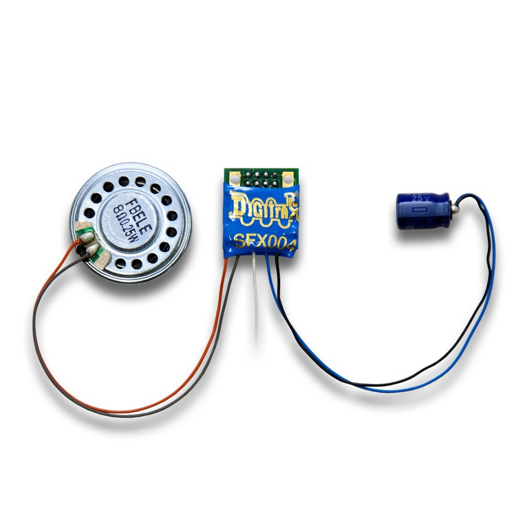 soundbug sound decoder for dh165xx decoders and others
