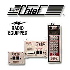 Super Chief 5 Amp Simplex Radio Equipped